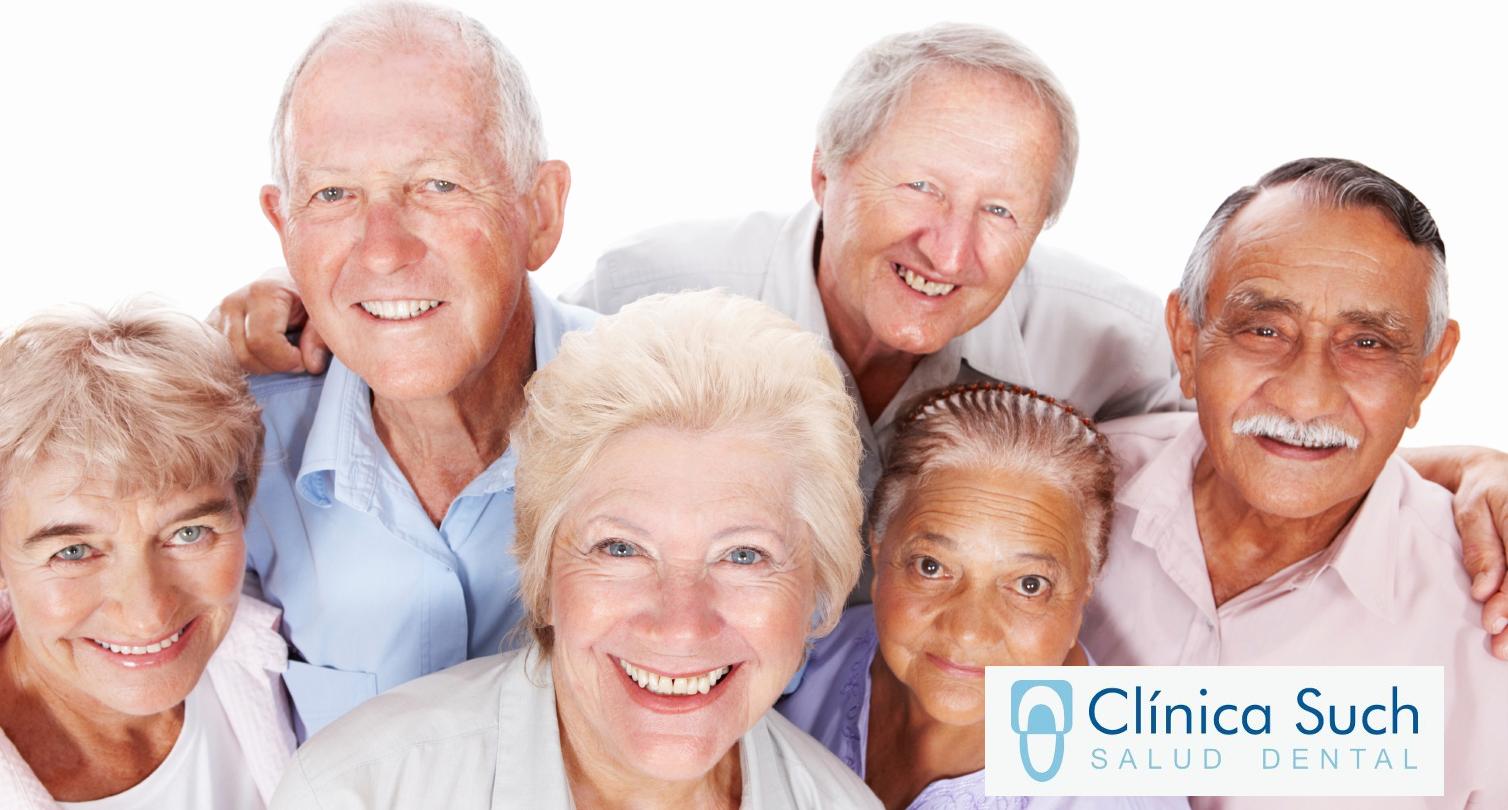 salud bucal y envejecimiento